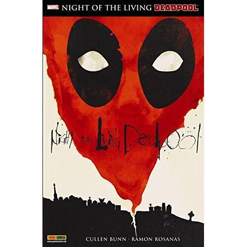 Cullen Bunn - Deadpool: Night of the living Deadpool - Preis vom 20.10.2020 04:55:35 h