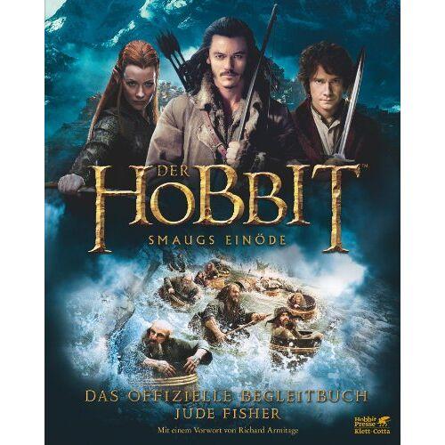Jude Fisher - Der Hobbit: Smaugs Einöde - Das offizielle Begleitbuch: Figuren Landschaften Orte - Preis vom 14.05.2021 04:51:20 h