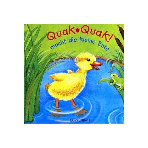 Birgit Meyer - Quak, quak, macht die kleine Ente - Preis vom 03.12.2020 05:57:36 h