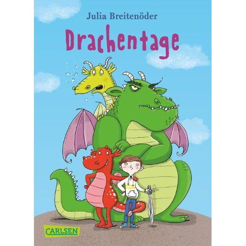 Julia Breitenöder - Drachentage - Preis vom 20.10.2020 04:55:35 h