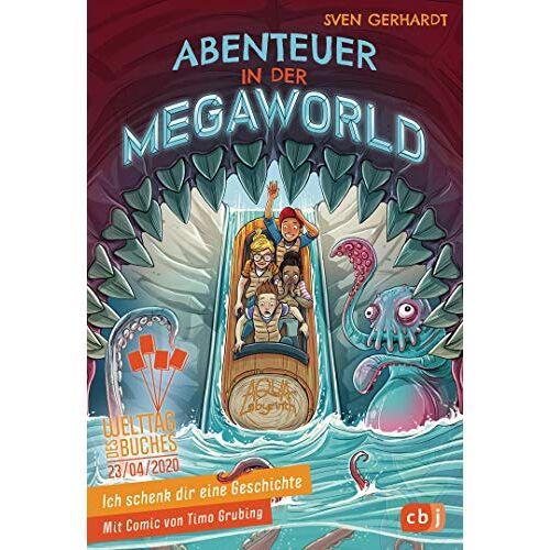 Sven Gerhardt - Ich schenk dir eine Geschichte - Abenteuer in der Megaworld - Preis vom 15.01.2021 06:07:28 h