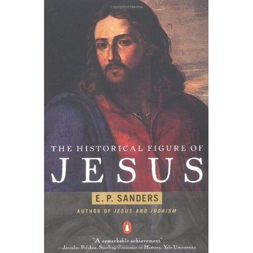 E. Sanders - The Historical Figure of Jesus - Preis vom 15.05.2021 04:43:31 h