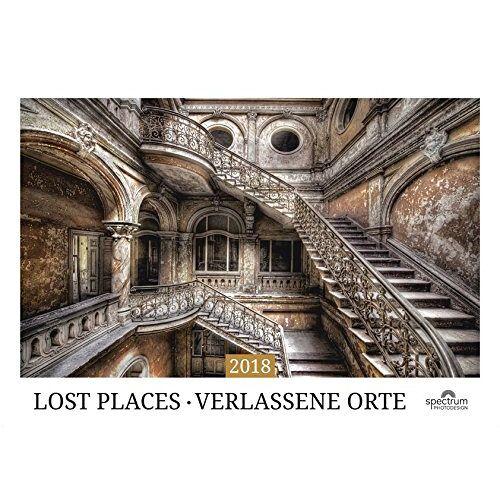 Gaby Ehringshausen - Lost Places - Verlassene Orte - Preis vom 05.05.2021 04:54:13 h