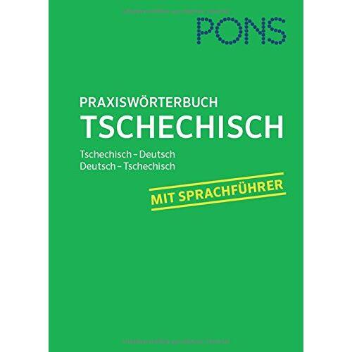 - PONS Praxiswörterbuch Tschechisch: Tschechisch-Deutsch / Deutsch-Tschechisch. Mit Sprachführer. - Preis vom 05.09.2020 04:49:05 h