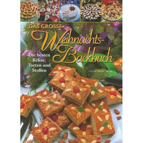- Das große Weihnachts-Backbuch: Die besten Kekse, Torten und Stollen - Preis vom 05.05.2021 04:54:13 h