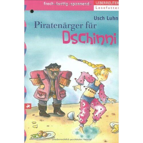 Usch Luhn - Piratenärger für Dschinni: Dschinni. Band 2 - Preis vom 20.10.2020 04:55:35 h