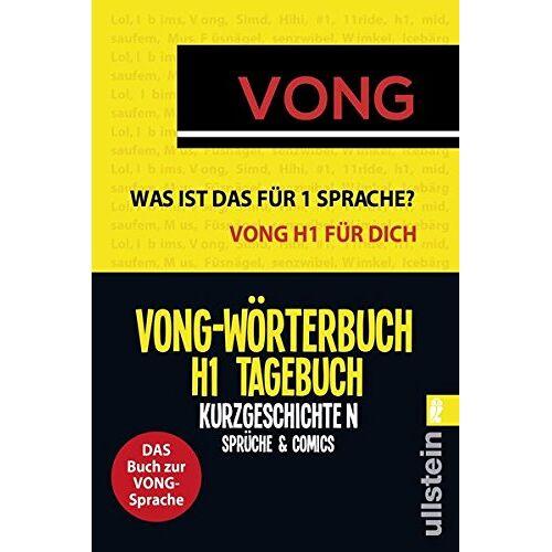 H1 - VONG: Was ist das für 1 Sprache? - Preis vom 28.02.2021 06:03:40 h
