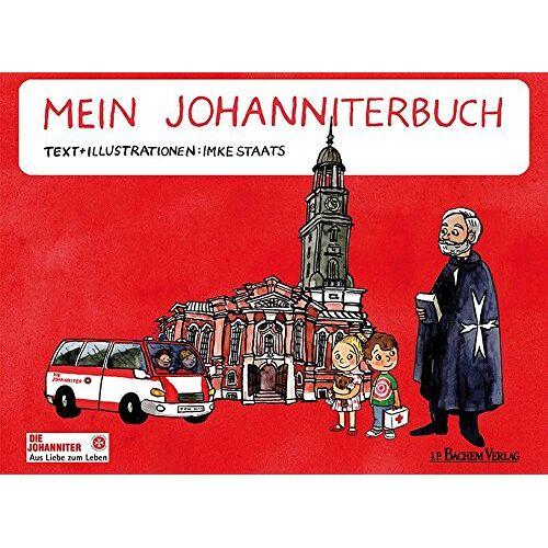 Johanniter-Unfall-Hilfe e.V. - Mein Johanniterbuch - Preis vom 27.02.2021 06:04:24 h