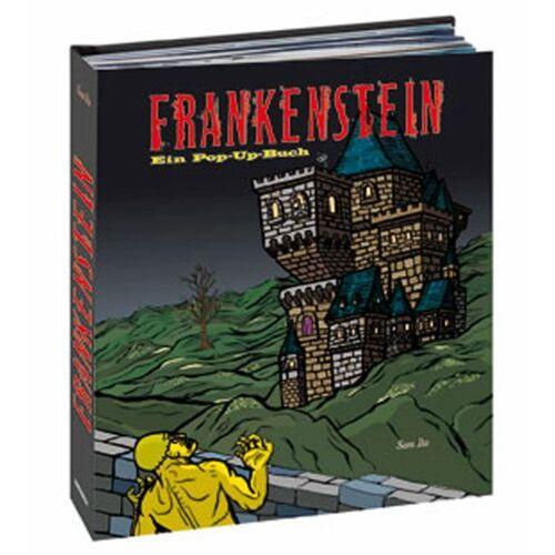 Sam Ita - Frankenstein: Ein Pop-up-Buch - Preis vom 18.04.2021 04:52:10 h