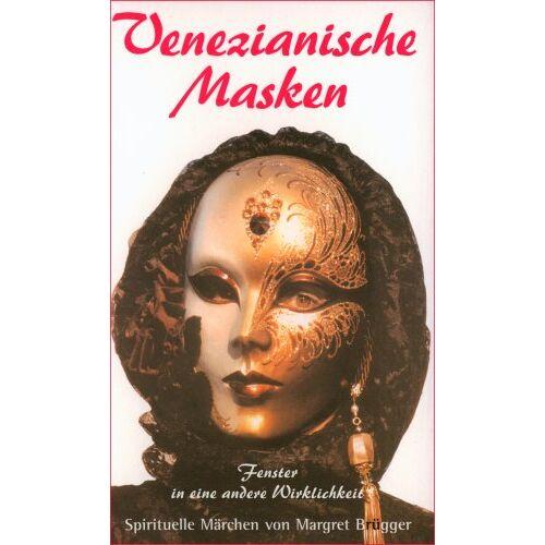 Margret Brügger - Venezianische Masken - Preis vom 20.10.2020 04:55:35 h