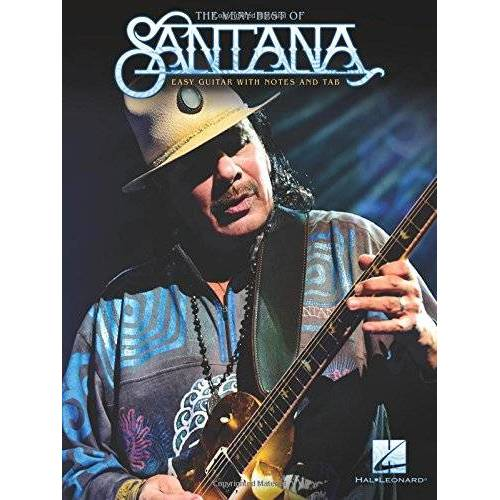 - The Very Best Of Santana (Easy Guitar Book): Songbook für Gitarre (Easy Guitar With Notes and Tab) - Preis vom 25.02.2020 06:03:23 h