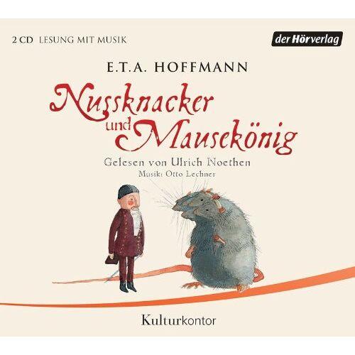 Hoffmann, E. T. A. - Nussknacker und Mausekönig - Preis vom 20.10.2020 04:55:35 h