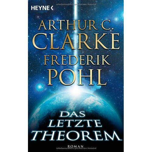 Clarke, Arthur C. - Das letzte Theorem - Preis vom 27.02.2021 06:04:24 h