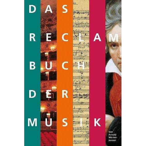 Jensen Das Reclam Buch der Musik - Preis vom 06.09.2020 04:54:28 h