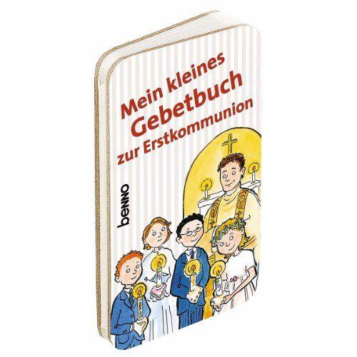 - Mein kleines Gebetbuch zur Erstkommunion - Preis vom 11.05.2021 04:49:30 h