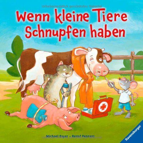 Bernd Penners - Wenn kleine Tiere Schnupfen haben - Preis vom 16.04.2021 04:54:32 h