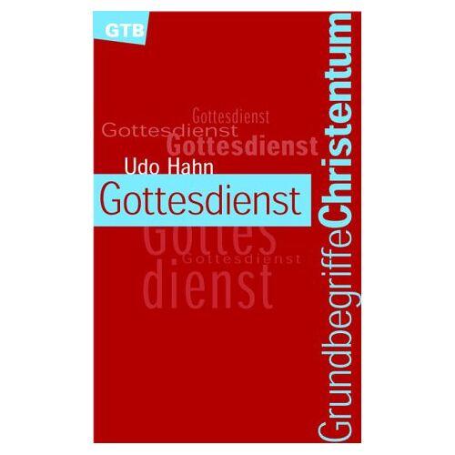 Udo Hahn - Gottesdienst - Preis vom 22.02.2021 05:57:04 h