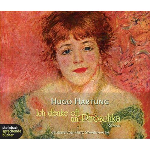 Hugo Hartung - Ich denke oft an Piroschka. 4 CDs - Preis vom 12.04.2021 04:50:28 h