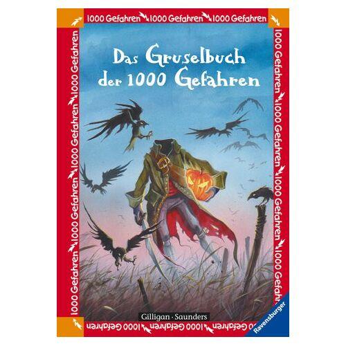 Susan Saunders - 1000 Gefahren: Das Gruselbuch der 1000 Gefahren - Preis vom 20.10.2020 04:55:35 h