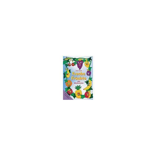 Heike Tetzlaff - Freche Früchte aus Windowcolor - Preis vom 23.02.2021 06:05:19 h