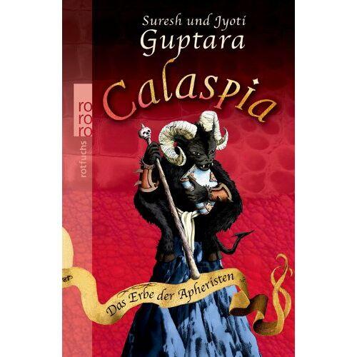 Suresh Guptara - Calaspia. Das Erbe der Apheristen - Preis vom 23.02.2021 06:05:19 h