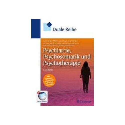Braun Psychiatrie, Psychosomatik und Psychotherapie - Preis vom 15.05.2021 04:43:31 h