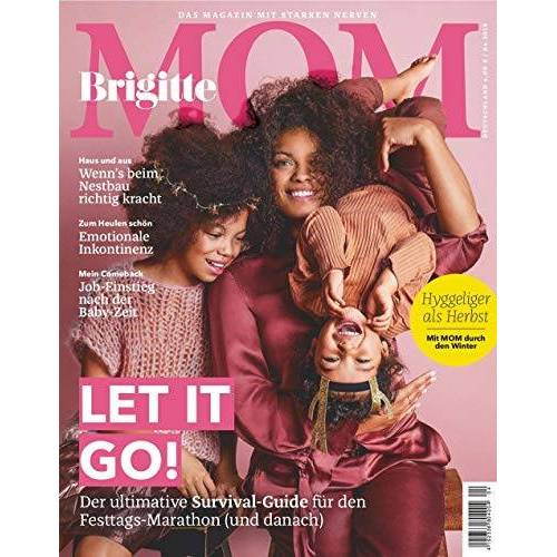 Brigitte Mom - Brigitte Mom 4/2019 Let it go! - Preis vom 20.10.2020 04:55:35 h