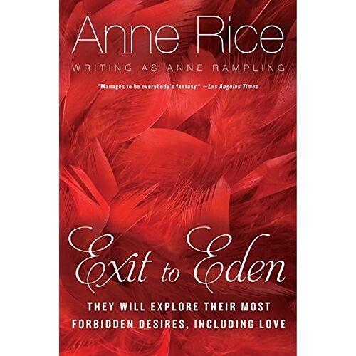 Anne Rice - Exit to Eden - Preis vom 19.04.2021 04:48:35 h