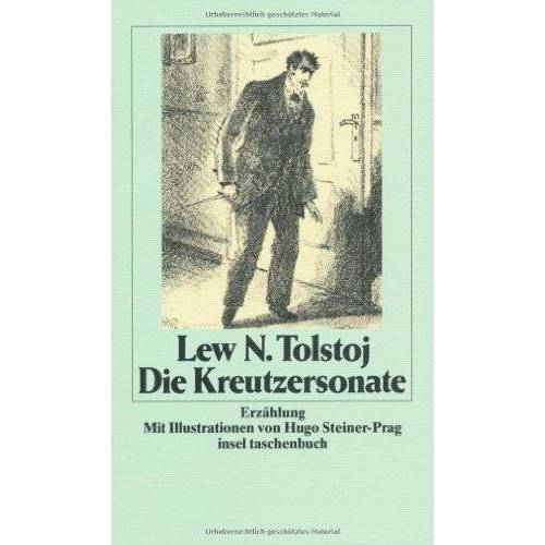 Lew Tolstoj - Die Kreutzersonate - Preis vom 20.10.2020 04:55:35 h