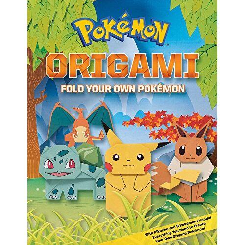 - Pokemon Origami: Fold Your Own Pokemon! - Preis vom 22.02.2021 05:57:04 h