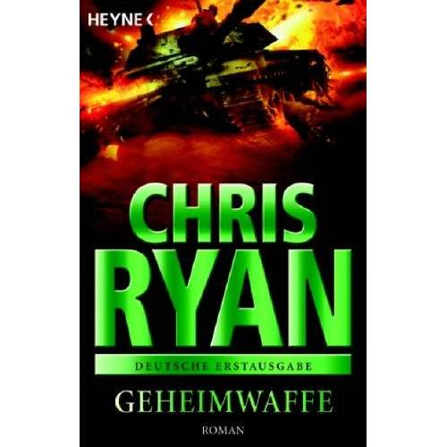 Chris Ryan - Geheimwaffe: Roman - Preis vom 14.05.2021 04:51:20 h