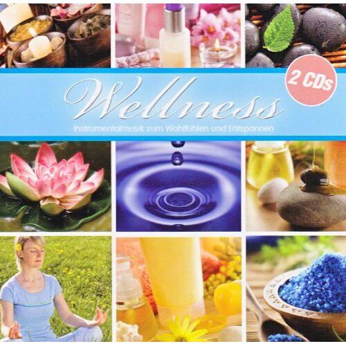 Various - Wellnessmusikpaket Vol.2 - Preis vom 20.10.2020 04:55:35 h
