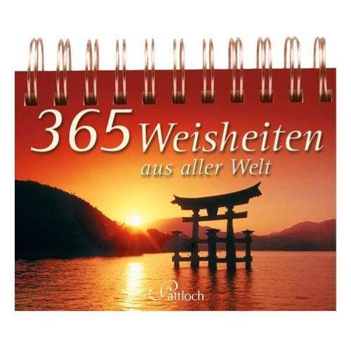 - 365 Weisheiten aus aller Welt - Preis vom 16.04.2021 04:54:32 h