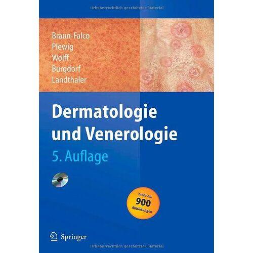 Braun Dermatologie und Venerologie - Preis vom 10.09.2020 04:46:56 h