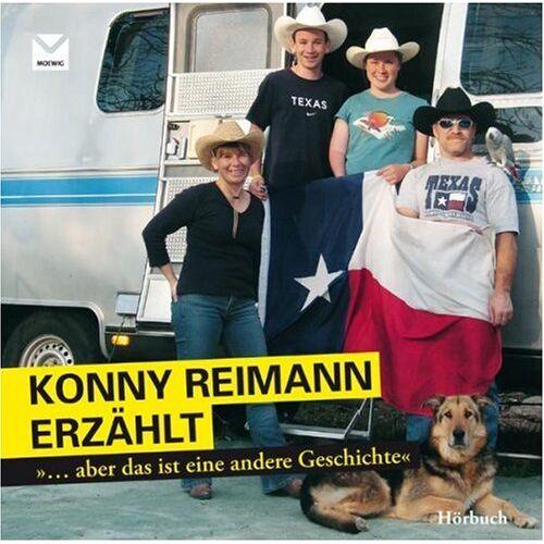 Konny Reimann - Konny Reimann. Hörbuch: ... aber das ist eine andere Geschichte - Preis vom 07.05.2021 04:52:30 h