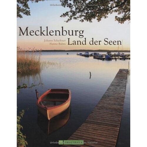 Hanne Bahra - Mecklenburg Land der Seen - Preis vom 12.04.2021 04:50:28 h