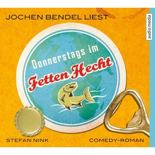 Stefan Nink - Donnerstags im Fetten Hecht, 5 CDs - Preis vom 16.04.2021 04:54:32 h