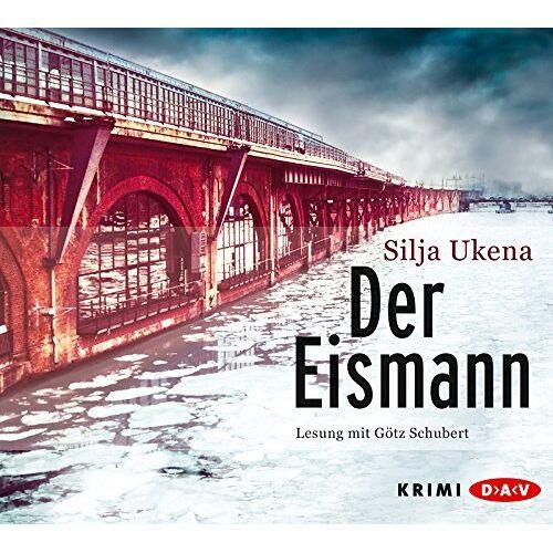 Silja Ukena - Der Eismann (6 CDs) - Preis vom 18.04.2021 04:52:10 h