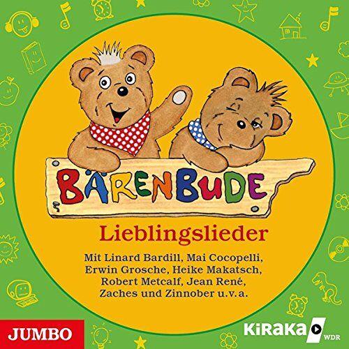 Various - Bärenbude: Lieblingslieder - Preis vom 25.02.2021 06:08:03 h