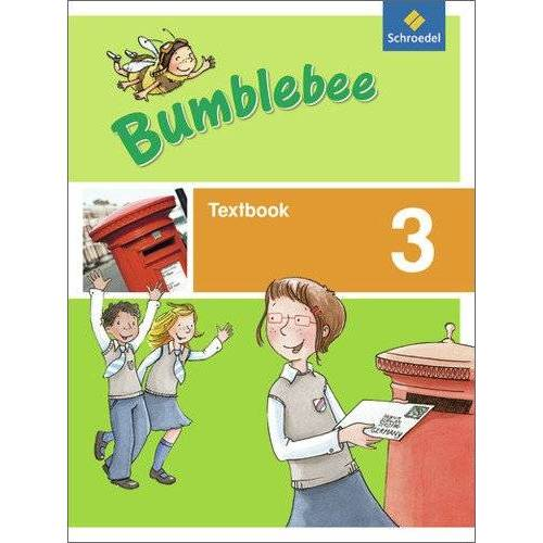 - Bumblebee 3 + 4: Bumblebee - Ausgabe 2013 für das 3. / 4. Schuljahr: Textbook 3 - Preis vom 09.05.2021 04:52:39 h