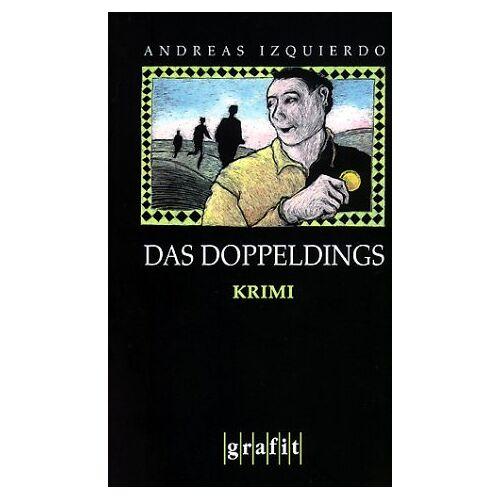 Andreas Izquierdo - Das Doppeldings - Preis vom 10.05.2021 04:48:42 h