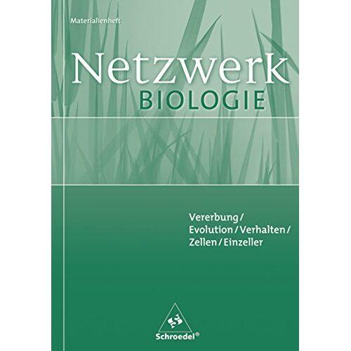 Hans-Günther Beuck - Netzwerk Biologie - Ausgaben 1999-2001: Netzwerk Biologie Materialienhefte: Vererbung / Evolution / Verhalten / Zellen / Einzeller - Preis vom 24.09.2020 04:47:11 h