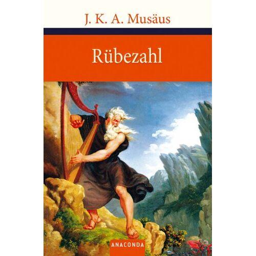 J. K. A. Musäus - Rübezahl: Legenden von Rübezahl - Preis vom 27.01.2021 06:07:18 h