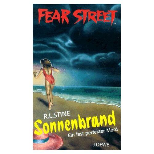 Stine, Robert L. - Sonnenbrand - Preis vom 17.04.2021 04:51:59 h