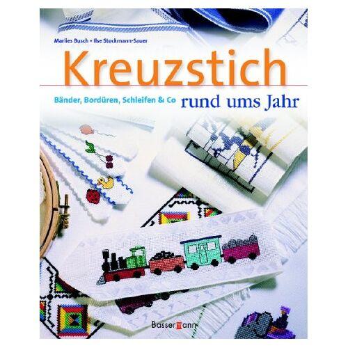 Marlies Busch - Kreuzstich rund ums Jahr - Preis vom 21.10.2020 04:49:09 h