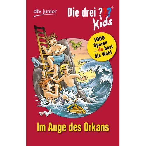 Boris Pfeiffer - Die drei ??? Kids und du - 3 Im Auge des Orkans: Erzählt von Boris Pfeiffer - Preis vom 05.09.2020 04:49:05 h