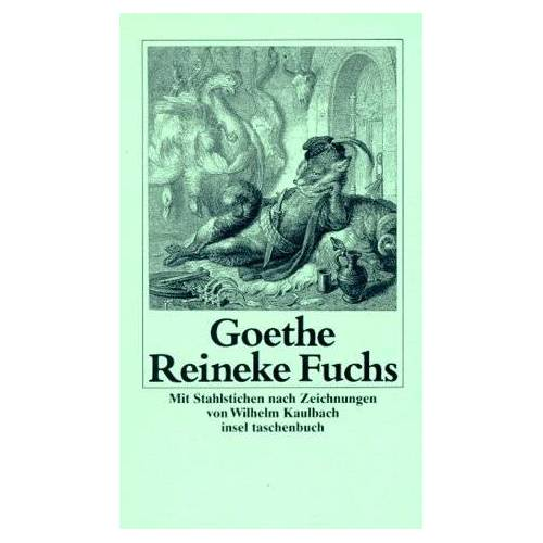 Goethe, Johann W. von - Reineke Fuchs. - Preis vom 08.05.2021 04:52:27 h