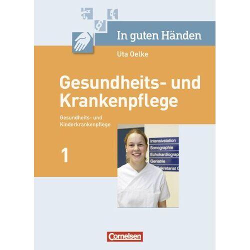 Alfred Borgers - Gesundheits- und Krankenpflege 1 - Preis vom 14.05.2021 04:51:20 h