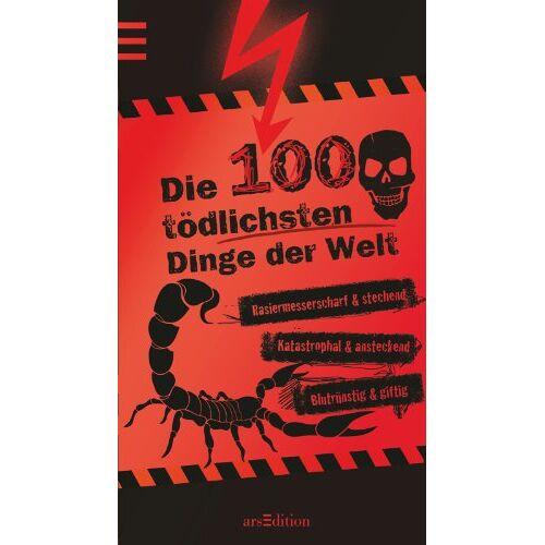 Petra Bachmann - Die 100 tödlichsten Dinge der Welt (100 Dinge) - Preis vom 07.05.2021 04:52:30 h