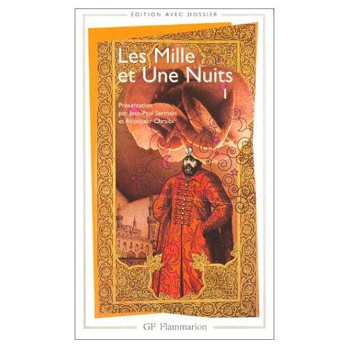 Antoine Galland - Les Mille et une nuits, tome 1 - Preis vom 25.02.2021 06:08:03 h